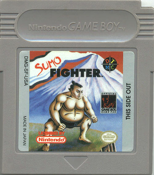 Sumo Fighter (GB. U.S. Version)
